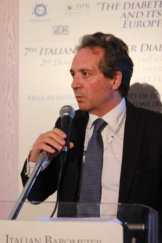 7th Italian Barometer Diabetes Forum - Aracne TV