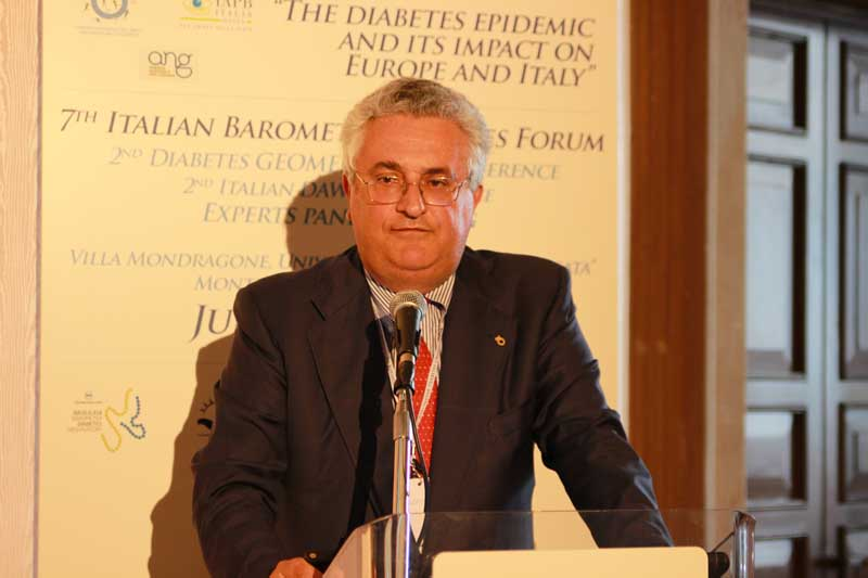 7th Italian Barometer Diabetes Forum - Salvatore Caputo - Aracne TV