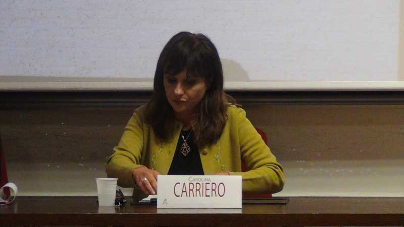 Carolina Carriero Aracne editrice