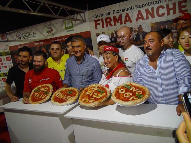 Pizza Unesco - Aracne TV