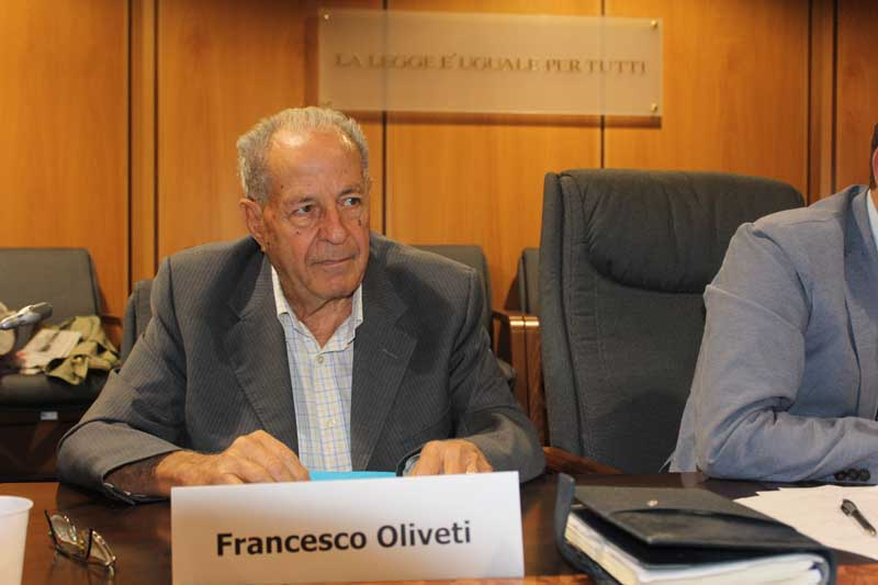 Francesco Oliveti - Aracne TV
