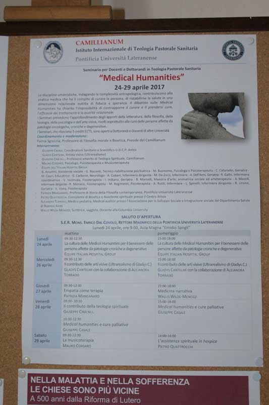 Medical Humanities - Aracne TV