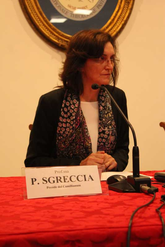 Medical Humanities - Palma Sgreccia - Aracne TV