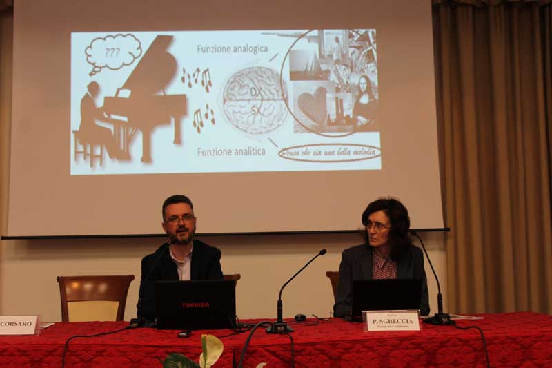 Medical Humanities - Mauro Corsaro, Palma Sgreccia - Aracne TV