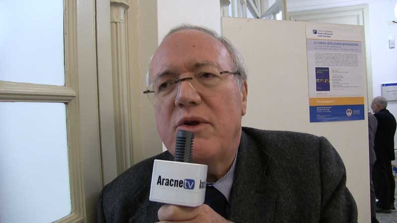 Francesco D'Agostino - Aracne TV