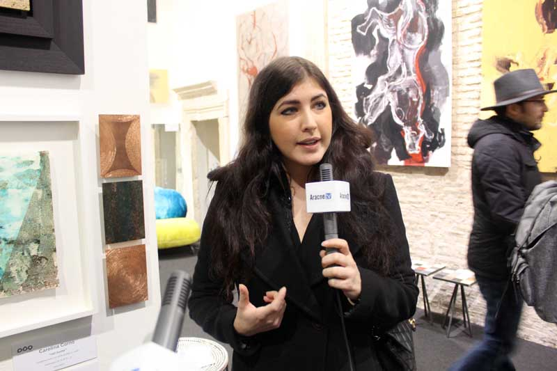 La collettiva - Carolina Corno - Aracne TV