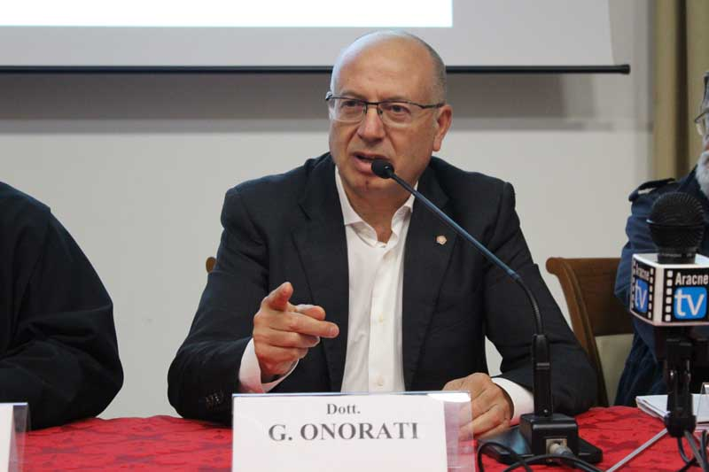 Gioacchino Onorati - Aracne TV