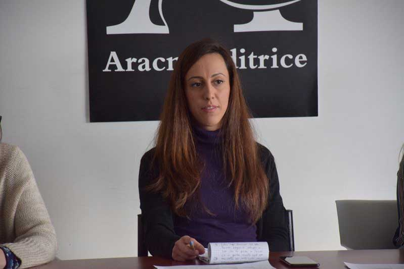 Francesca Russo - Aracne TV