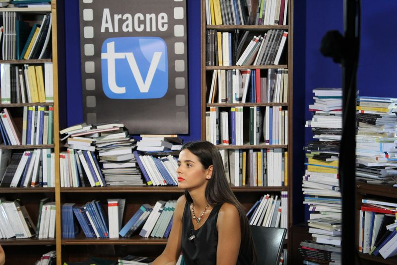 Martina Di Fazio - Aracne TV