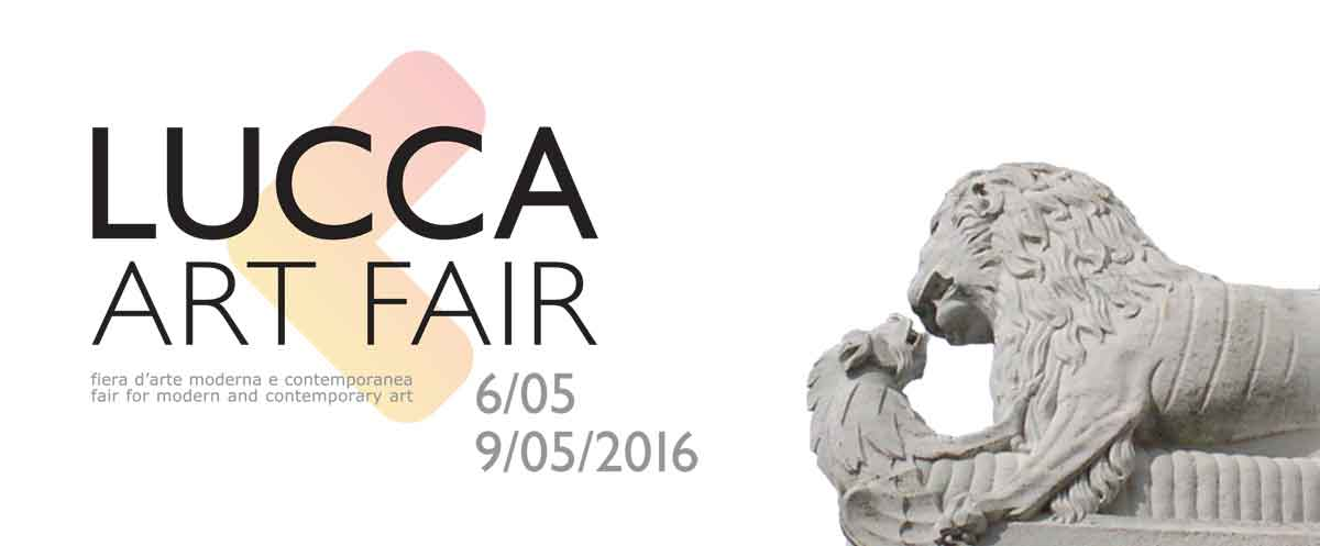 Fiera d'arte contemporanea - Lucca Art Fair