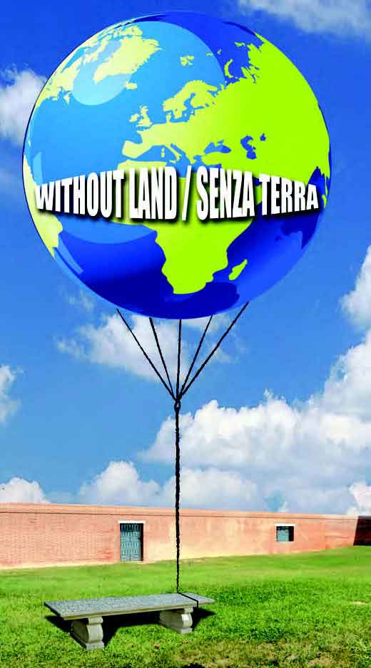 Mostra  - SENZA TERRA/WITHOUT LAND